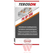 Teroson BT SP 200-100cm x50cm x 10mm-2 pcs (soundproofing foam) / Terodem SP 200