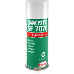 Loctite SF 7070-400 ml (degreasing agent for plastics) spray (IDH.88365)