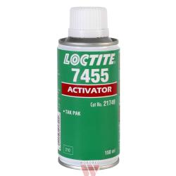 Loctite SF 7455 - 150 ml (activator for instant adhesives) (IDH.219992)