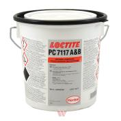 Loctite PC 7117 - 1 kg (epoxy resin with ceramic filler, smooth, gray)